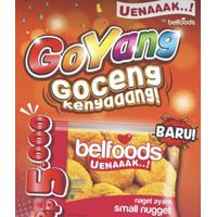 SayurHD Belfoods Chicken Nugget Small 85 gram Murah Meriah