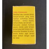Kumisol penyubur rabut kumis jenggot 11 gram