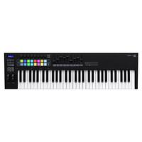 Novation LaunchKey 61 MK3 - USB MIDI Controller Keyboard