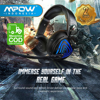 Mpow EG8 Gaming Headset Noise Cancelling Over Ear MPBH318AD