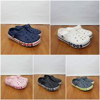 Sepatu Sendal Pria Dan Wanita Crocs Bayaband Clog Original