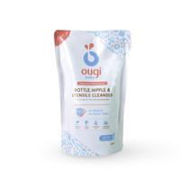 Ougi Baby Bottle, Nipple & Utensils Cleanser Refill 450ml -Plant Based
