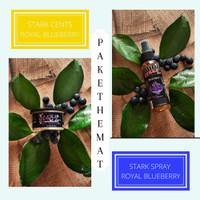 STARK Parfum pewangi pengharum mobil aroma Bluberry (Paket Murah)