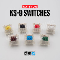 GATERON Mechanical MX Switch - Plate Mount