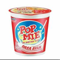 POP MIE RASA AYAM 75 GRAM
