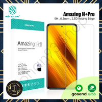 NILLKIN EXPLOSION H+ PRO Xiaomi POCO X3 NFC Tempered Glass