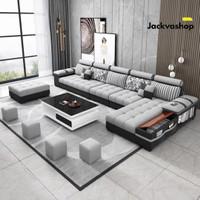 Sofa / Sofabed / Sofa minimalis / Sofa Minimalis Letter L Sudut