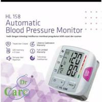 Tensimeter Digital Pergelangan Tangan Dr Care HL-158
