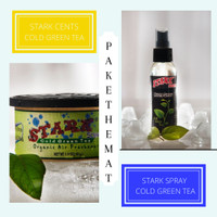 STARK Parfum Mobil /Pewangi Mobil /Pengharum Mobil Cold Green Tea