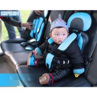 Kiddy Baby Car Seat / Car seat Portable - Biru Muda