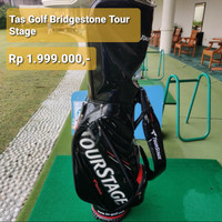 Tas Stick Golf Bridgestone Tour Stage