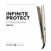 Remington Infinite Protect Straightener S8605-AP / Catokan Pelurus Ram