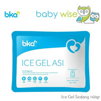 BKA Ice Gel Sedang 160gr