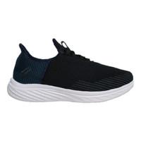 NEW-WEAL Sepatu Running SWIFT Black/navy 25059031 - 39