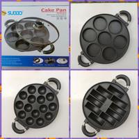 Cetakan Kue merk suggo /kue pukis/ martabak mini/takoyaki