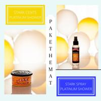 STARK Parfum Mobil /Pewangi Mobil /Pengharum Mobil Platinum Shower