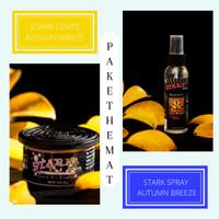 STARK Parfum pewangi pengharum mobil Autumn Breeze (Paket Murah)