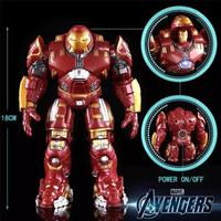 ACTION FIGURE AVENGERS HULKBUSTER IRONMAN 17 CM FIGURE MARVEL - Hulkbuster Iron