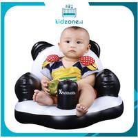 ❣️ Kz ❣️ - Kursi Pompa Bayi Sofa (SOFA BEAR KUNING)