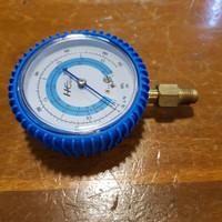 Nepel Reduser Manifold/Manometer Drat 1/8 ke Selang R22