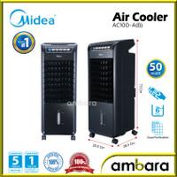 Midea AC-100 A (B) Air Cooler 6 Liter Hitam