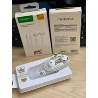 Handsfree Headset Earphone R15 OPPO REALME VIVO JBL ORIGINAL 100%