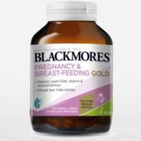 blackmores pregnancy and breastfeeding gold BPOM 60kapsul