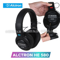 Alctron HE 580 Professional Monitor Headphone Recording,Gaming,Vokal