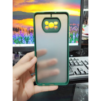 """Bumper AERO Case Xiaomi Poco X3 6.67"""" Hardcase My Choice List Color"""