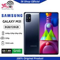 Samsung Galaxy M51 8GB+128GB Garansi Resmi Sein Samsung