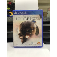 PS4 Little Hope The Dark Pictures Anthology Reg 3