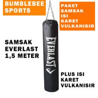 Samsak Muay thai ISI KMB 1,5 Meter Sansak Tinju Muaythai MMA Taekwondo