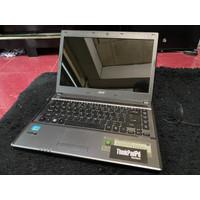 Laptop Acer 4755G Core i7 Ram 8gb Nvidia Mulus