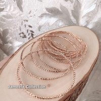 Gelang Xuping Titanium Steel Premium Wanita Keroncong Perhiasan Emas