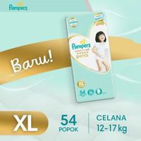 Popok celana pampers premium care xl54 pants popok pampers bayi xl