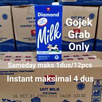 Susu UHT Diamond Full Cream 1 Liter