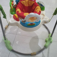 preloved fisher price jumperoo