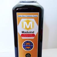 madu mesir habbatussauda madu murni Asli 700 gram [Maduind]