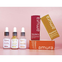 Serum Amura Gold (Flek ) bpom original 100%