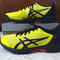 Sepatu Tenis asics Gel Court Speed Yellow