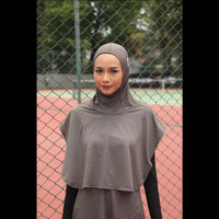 Hijab Sport Syar'i Manset Diario Active