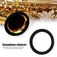 Karet Pelindung Bell Saxophone - Saxophone Silicone Bell Protector