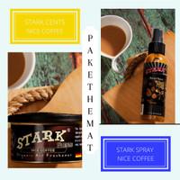 STARK Parfum Mobil /Pewangi Mobil /Pengharum Mobil Nice Coffee