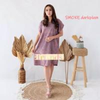 daster / dress bali motif tie dye (smoke)