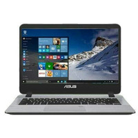 LAPTOP ASUS A407M INTEL N4000/RAM 8GB/HDD 1TB/WIN10/SLIM