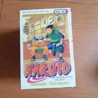 Komik Naruto Cabutan