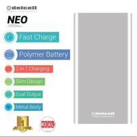 POWER BANK DELCELL NEO 10000MAH