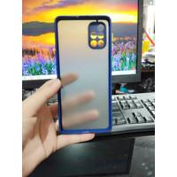 "Bumper AERO Case Samsung M51 M515F 6.7"" Hardcase My Choice List Color"