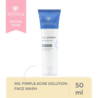 Emina Ms. Pimple Acne Solution Face Wash 50ml