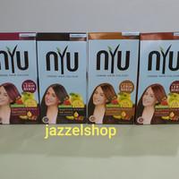Nyu creme hair colour color cat semir pewarna rambut